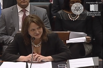 Register of Copyrights Maria Pallante testifies before Congress