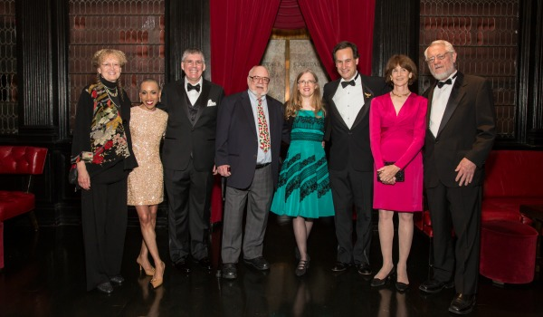 Authors Guild Benefit Honors Suzanne Collins Celebrates Books For