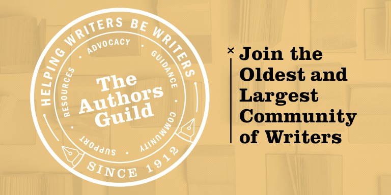 Join the Authors Guild Today and Save - The Authors Guild