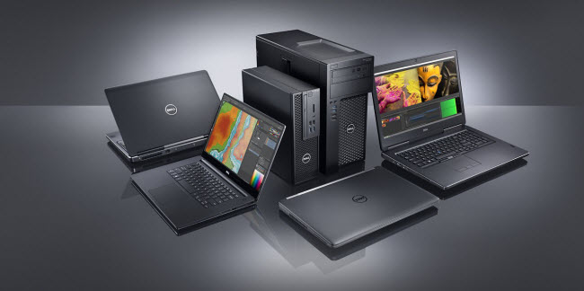 Precision - Fixed and Mobile Workstation Family - authors guild