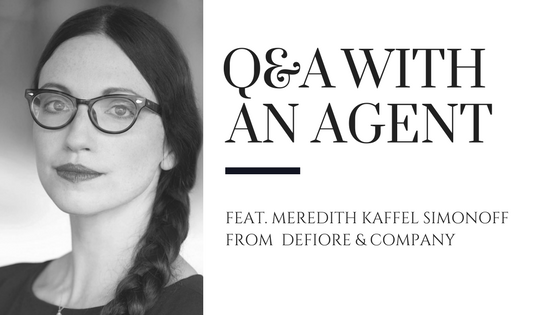 Meredith Kaffel Simonoff - The Authors Guild