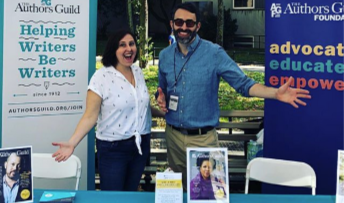 AG at BKBF - The Authors Guild