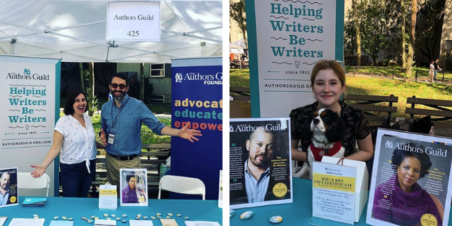 BKBF 2018  - The Authors Guild