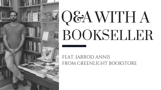 Q&A Jarrod from Greenlight - The Authors Guild