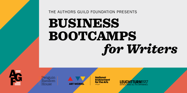 Business Bootcamps Announcement - The Authors Guild