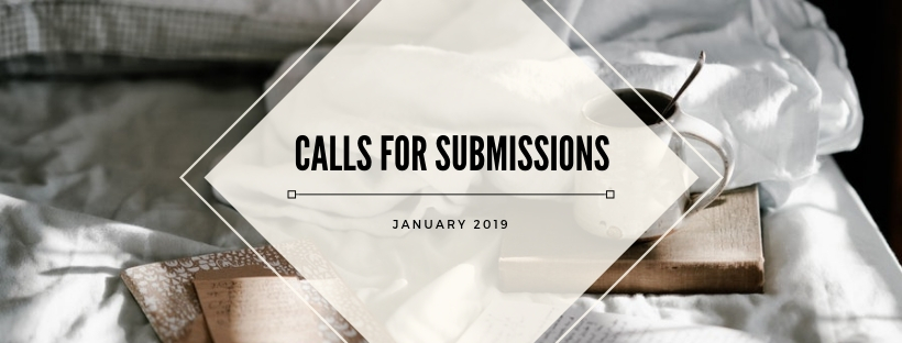 Calls for Submissions January 2019 - The Authors Guild