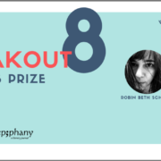 The Breakout 8 writers prize - The Authors Guild