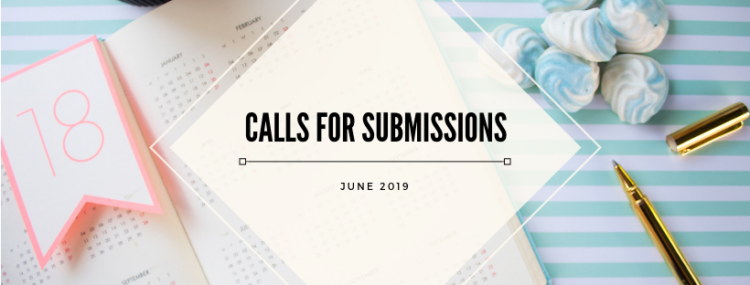 Calls for Submissions June 2019 - The Authors Guild