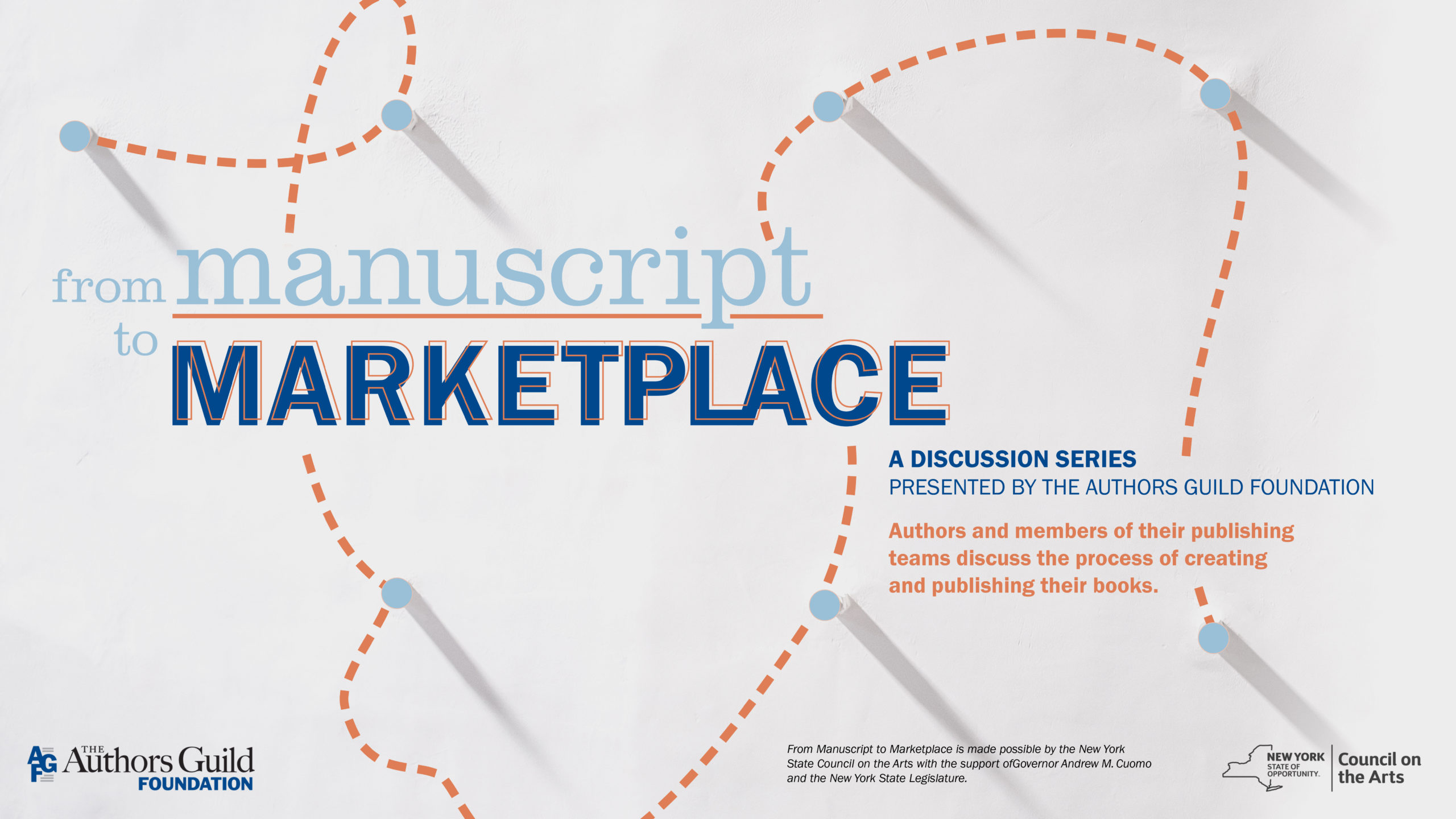 manuscript to marketplace 2020 - the authors guild
